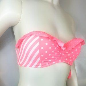 Victoria's Secret 34C Pink Push Up Bikini Top